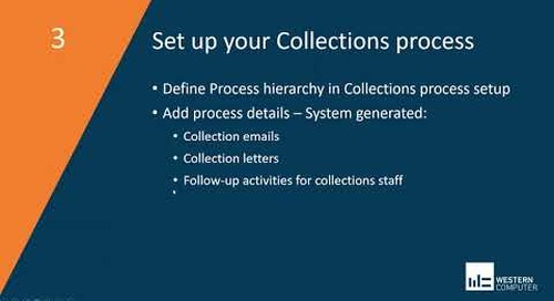 Automate Your Collections Process in 4 Steps   Dynamics 365 Finance & SCM   Western Computer