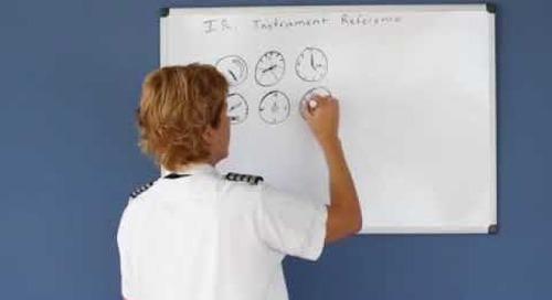 Instrument Scan (Private Pilot Lesson 8d)