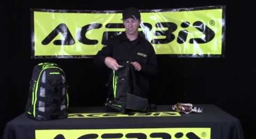 Acerbis Shadow Back Pack