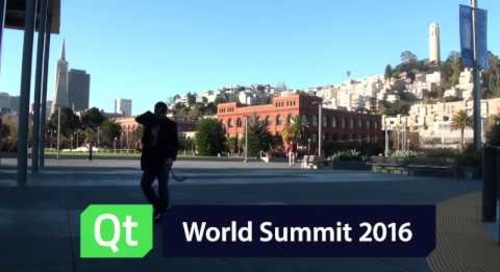 Qt World Summit 2016 recap
