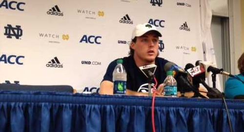 Pat Connaughton (5-28-14)