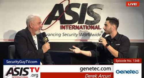 ASIS TV interview on using technology to improve your operations
