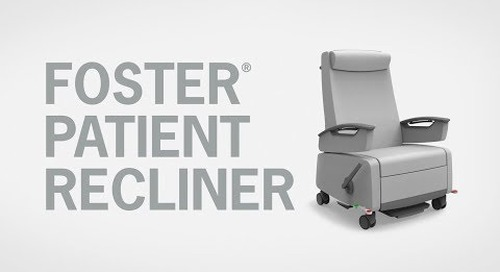 Foster Patient Recliner   Animation