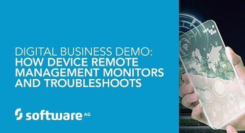 Demo: How Device Remote Management Monitors and Troubleshoots
