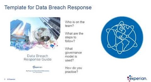 Best Practices for Data Breach Response with Experian