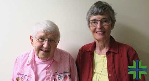 Sister Michele MacMillan & Sister Clare Lentz - Hear Me Now