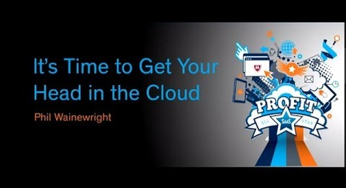 Arrow ECS and McAfee: It's time to get your head in the cloud