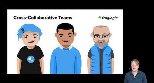 Cross-Collaborative Qt GUI Testing: A Behavior-Driven Development Approach – Froglogic