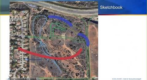 Using the AEC Collection Tools for Land Development Projects, Part 1