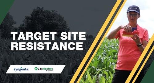 Herbicide Resistance: Understanding Target Site Resistance