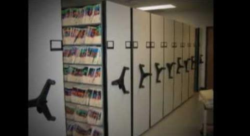 Rolling Shelves Filing Shelving Texas Oklahoma Arkansas Kansas Tennessee
