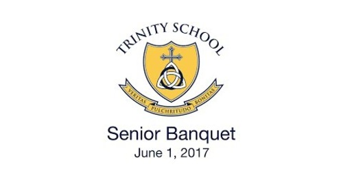 Trinity School Senior Banquet 2017