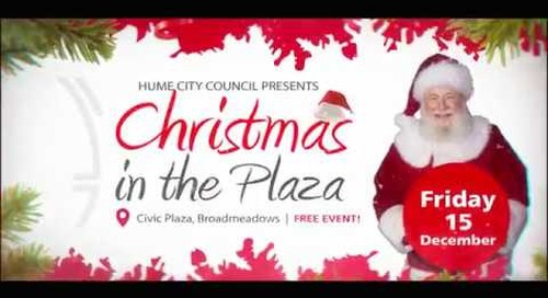 Christmas in the Plaza 2017