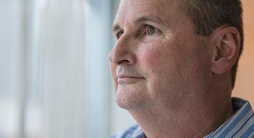 Pure joie : Le réchauffement par un survivant du cancer