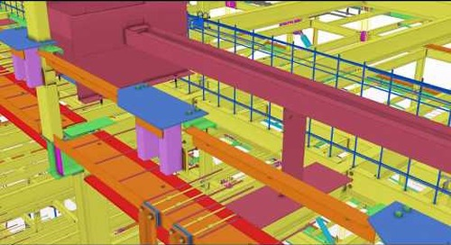 Multnomah County Health Department - 2018 Tekla North American BIM Awards