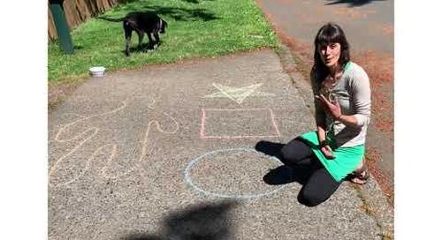 Sidewalk Chalk | Swindells Resource Center