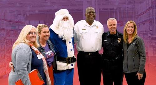 RetailMeNot 7th Annual Costco Charity Run for Operation Blue Santa