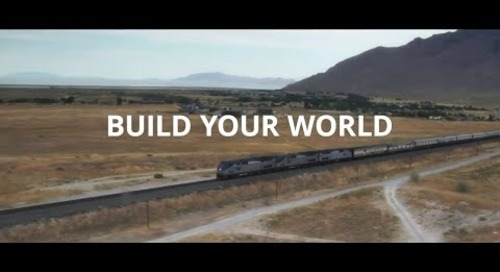 Build Your World with Qt