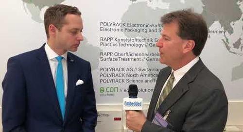 Polyrack at Embedded World 2018