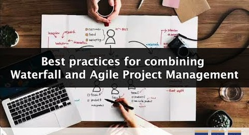 How to combine Waterfall and Agile Project Management