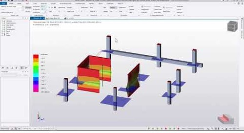 Tekla Structural Designer 2020 - Adding views of structure into reports