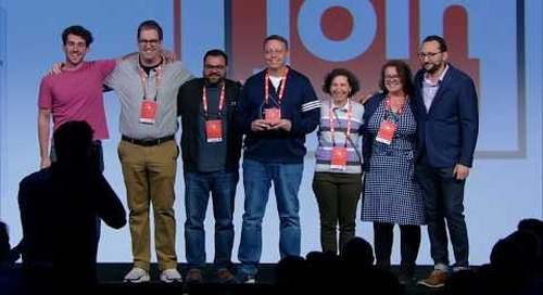 #JOIN19 Keynote - Day Two Wrap Up of JOIN 2019: Hackathon Winners