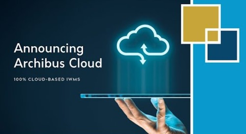 Announcing Archibus Cloud
