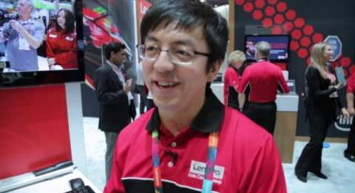 AI Learning... with Lenovo at SC16