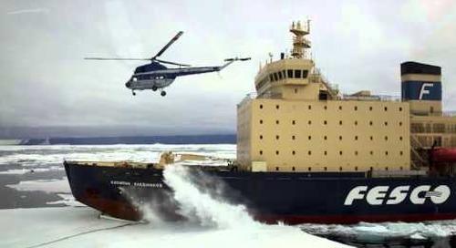 Kapitan Khlebnikov: Breaking Ice