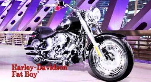 3M™ Cubitron™ II - Harley Davidson® Promotion