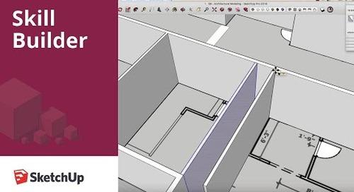 [Skill Builder] Drawing Interior Walls