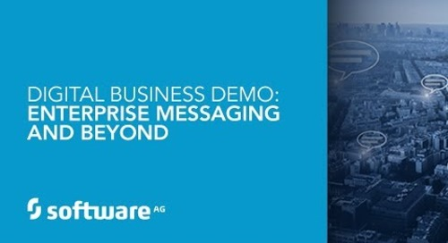 Demo: Enterprise Messaging and Beyond