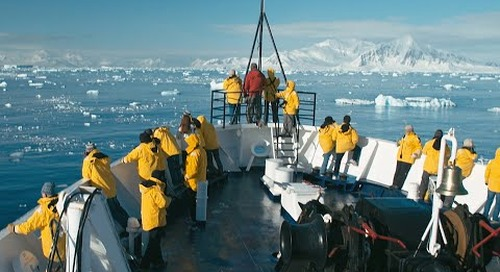 Travel to the Polar Regions with Quark Expeditions