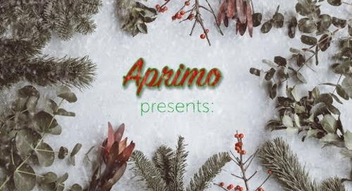 The 12 Innovations of Aprimo Holiday Video