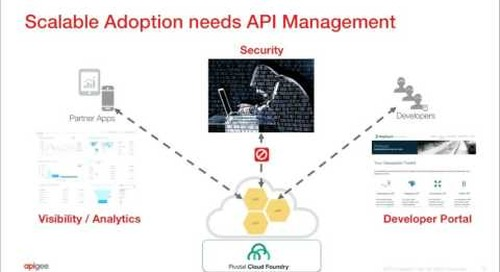 Publish, Secure, and Monitor APIs with Cloud Foundry Route Services — Ed Anuff, Carlos Eberhardt
