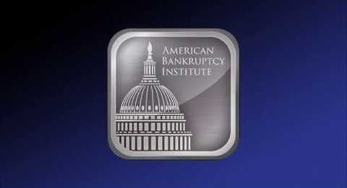 This Week in Insolvency - with Bill Rochelle