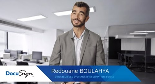 DocuSign, Salesforce et Zuora : piliers du System of Agreement de Sowee
