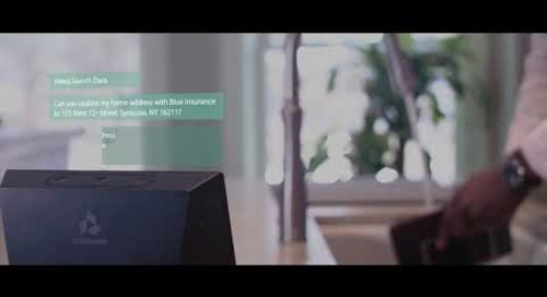 Voice technology for the insurance industry