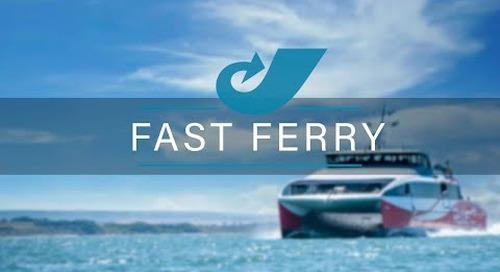 HamiltonJet - Fast Ferry