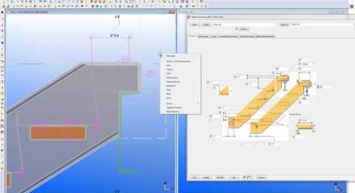 Tekla Miscellaneous Stair Tower