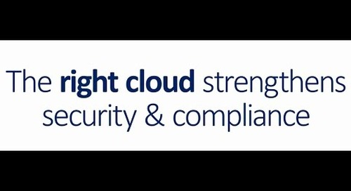 Cloud Security and Compliance