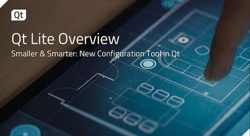 Qt Lite Overview {on-demand webinar}