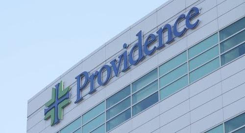 Providence Saint Joseph Medical Center 2020 Service Awards