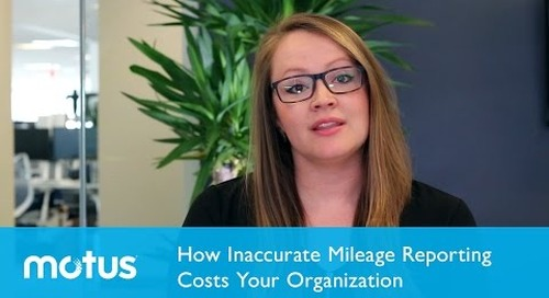 How Inaccurate Mileage Reporting Costs Your Organization