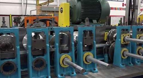 Samco Machinery Steel Framing Roll Forming Machine