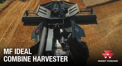 IDEAL from MF - Optimised Harvesting (English)