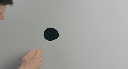 Trousse de réparation de mur 3M