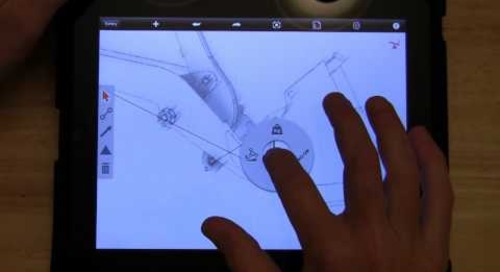 Autodesk Mobile Apps: Force Effect and Sketchbook Mobile