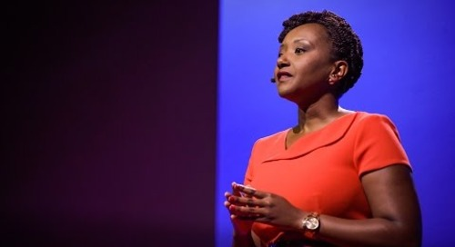 Esther Ndichu: Hunger isn't a food issue. It's a logistics issue