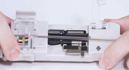 Ribbonize Fibers with the Fujikura RT-02